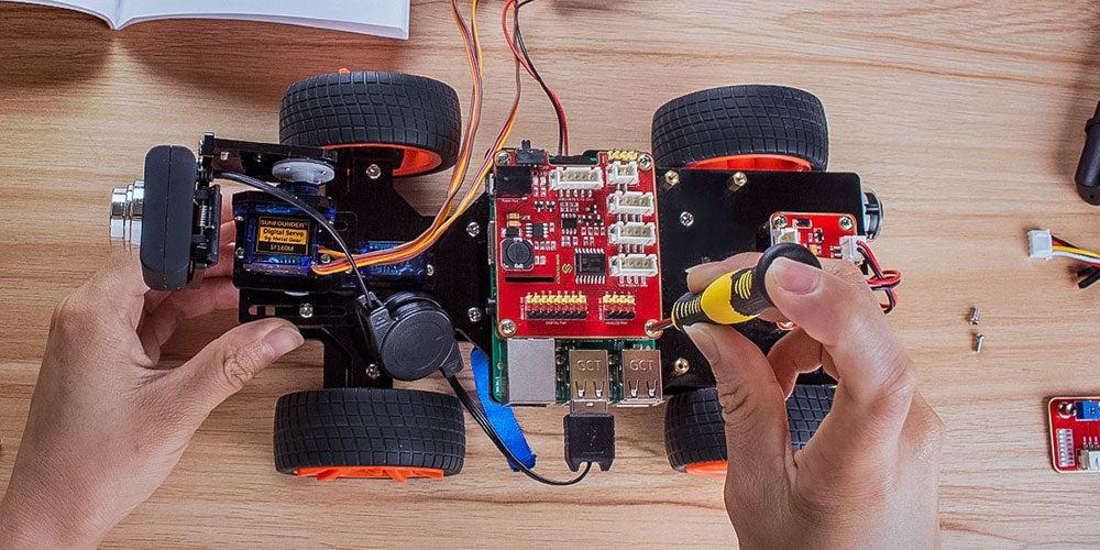 SunFounder Raspberry PiCar Kit