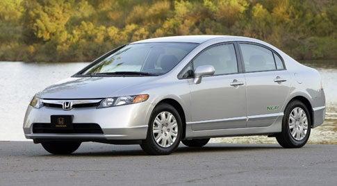 Natural-Gas-Powered Cars Fetching Big Bucks Online