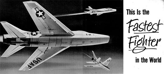 Archive Gallery: A Century of Aviation, From the Wright Brothers to Stealth