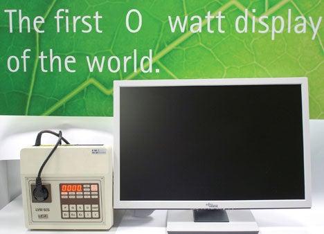 Zero Watt Monitor