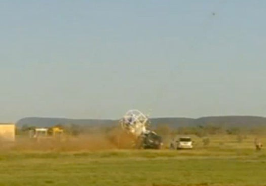 NASA Balloon Launch Failure Turns Research Platform into One Expensive Wrecking Ball