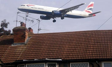 UK Investigates Airplane's Near Collision With Drone