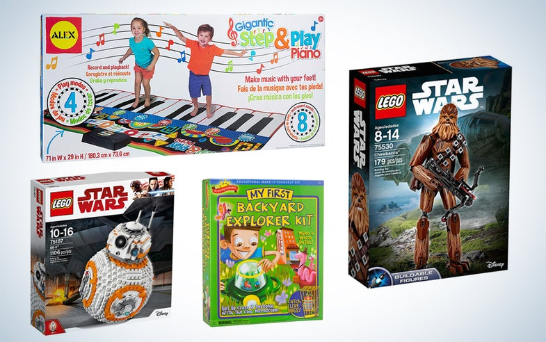 Last minute toy deals