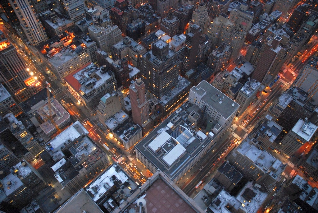 DARPA Bounces Smart Radar Off Buildings To Track Individual Urban Vehicles From the Sky