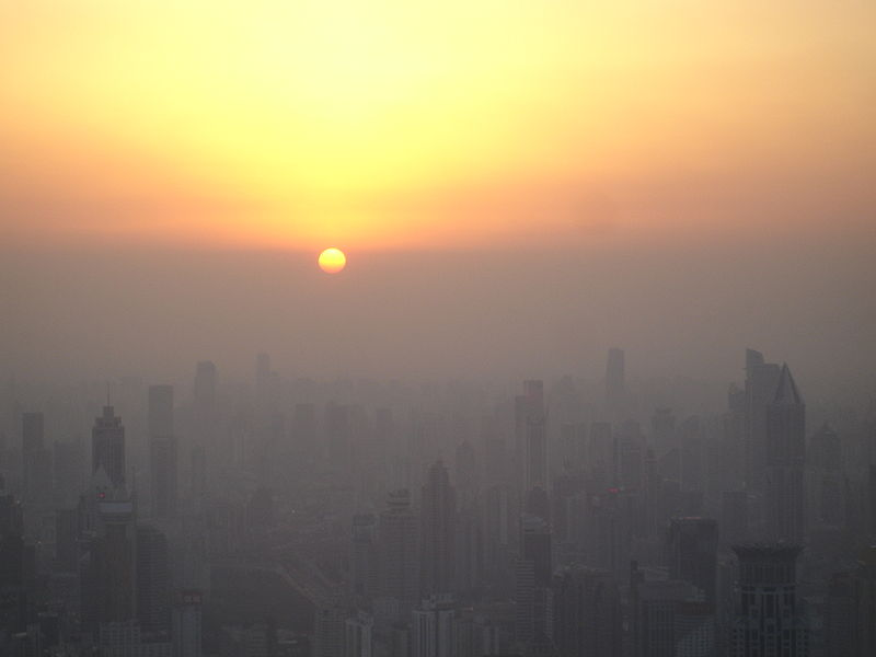 Chinese Entrepreneur Offers Canned Designer Air To Citizens Suffering From Smog