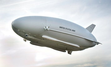 Airships Are Not The Future Of Flight