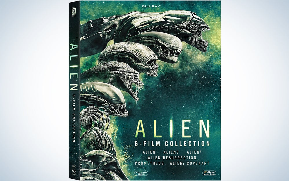 6-film Alien Blu-Ray set