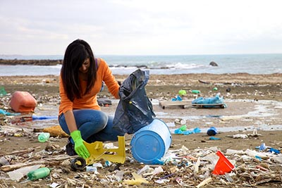 Guess how many giant patches of garbage there are in the ocean now?
