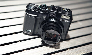 Canon G10: SLR Takes a Holiday