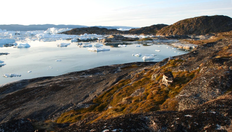 Microbes In Arctic Are Heating Up Permafrost
