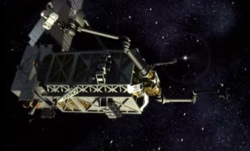 DARPA Wants A Robotic Space Port