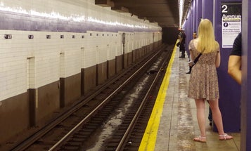 There's Alien Gas Flowing Through New York City's Subways