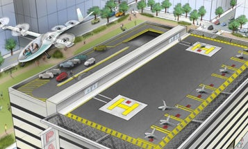 Uber's Flying Car Ambitions Are Lofty And Ridiculous