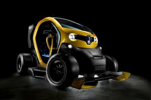 Twizy Renault Sport F1, 1