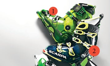 These Ski Boots Are Comfortable Uphill And Down