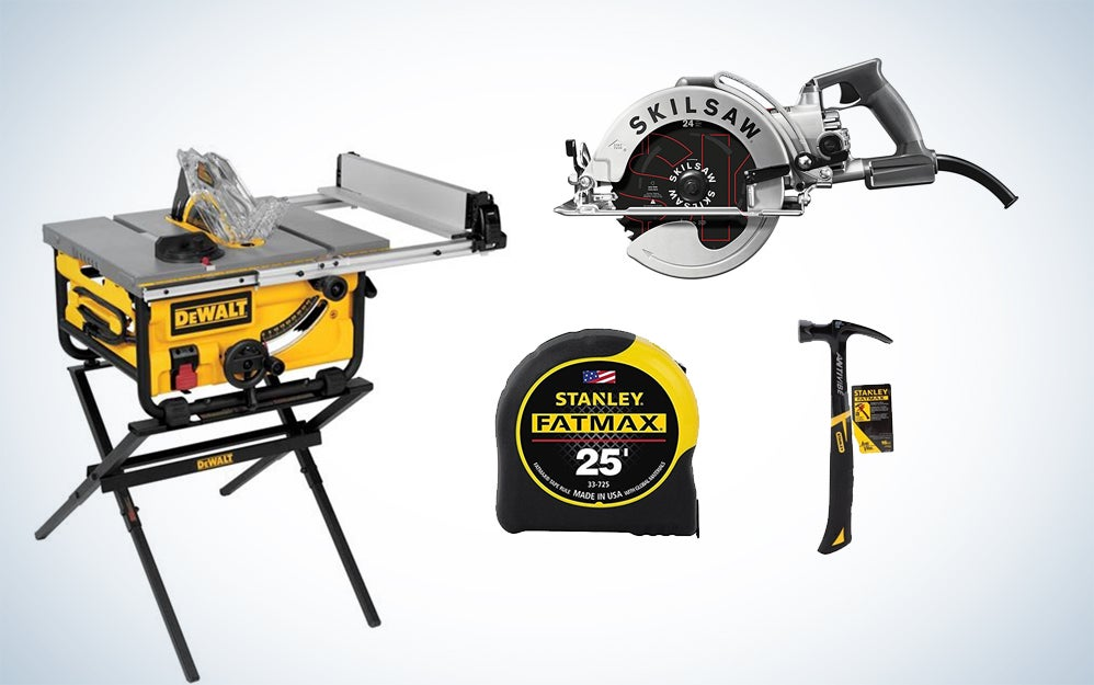 44 percent off home improvement tools and other deals happening today