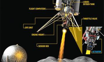 The Homemade Lunar Lander