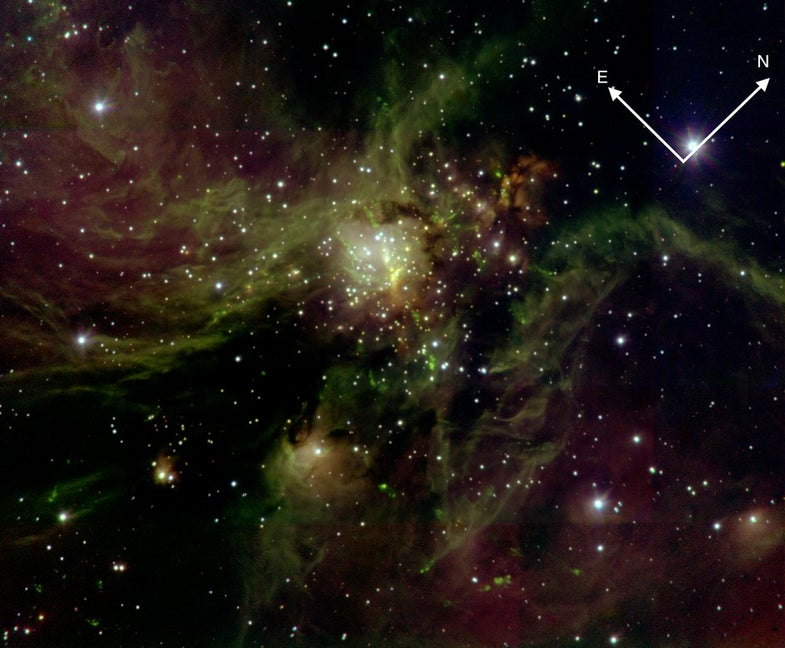 Lucifer Instrument Helps Astronomers See Through Darkness to Most Distant Observable Objects