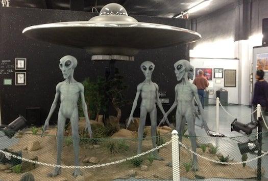 The Alien Origins Of Felix Baumgartner's Attempt To Skydive From 23 Miles Up