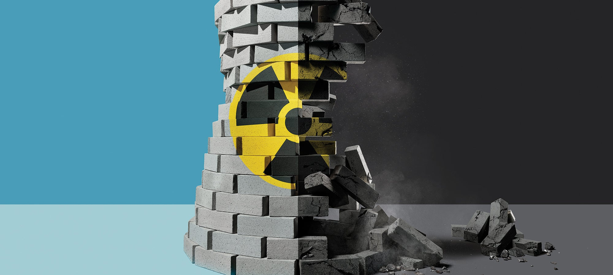 Why can't we decide what to do about nuclear energy?