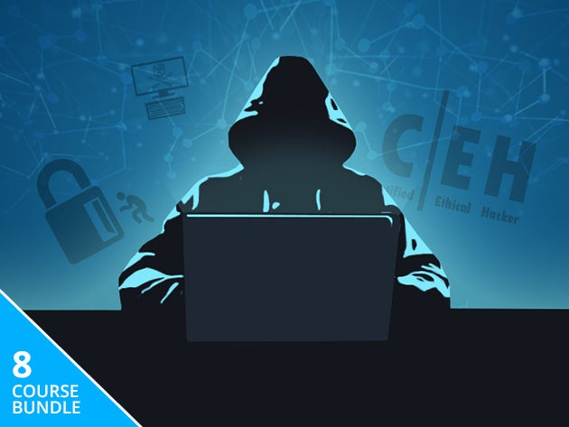 Break into ethical hacking with 45 hours of immersive training for $39