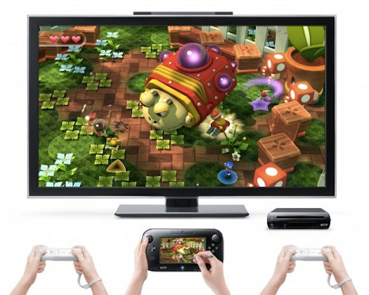 Nintendo Wii U Review: Sounds Gimmicky, But Makes Good Games More Good