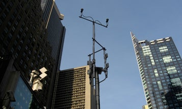 Researchers Predict the Weather Using Cell Towers