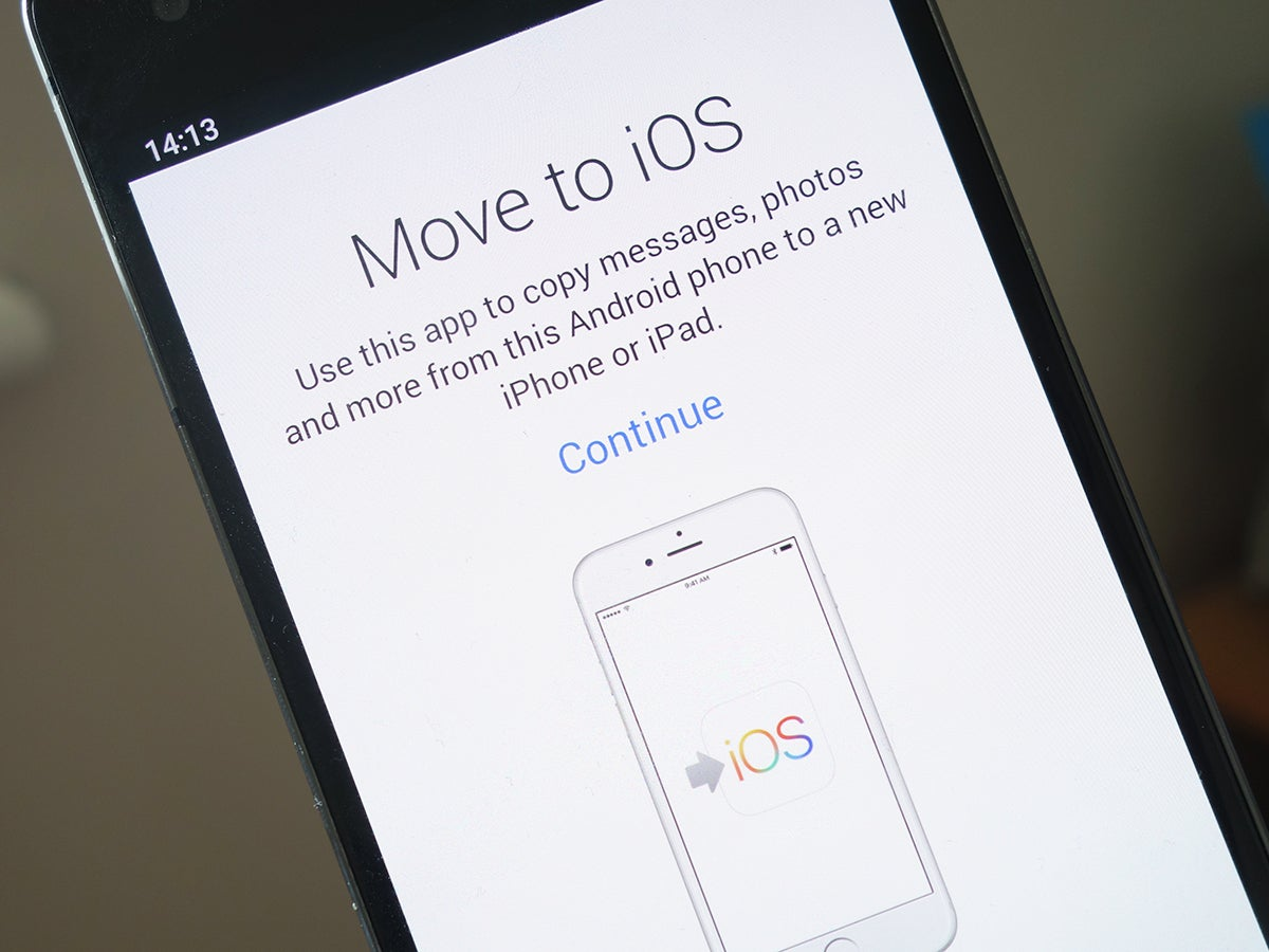 How to ditch your Android for an iPhone—and take your files with you
