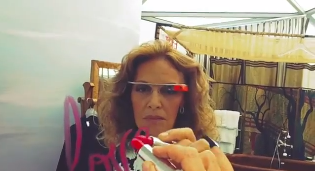 Video: The First Film Shot With Google Glass