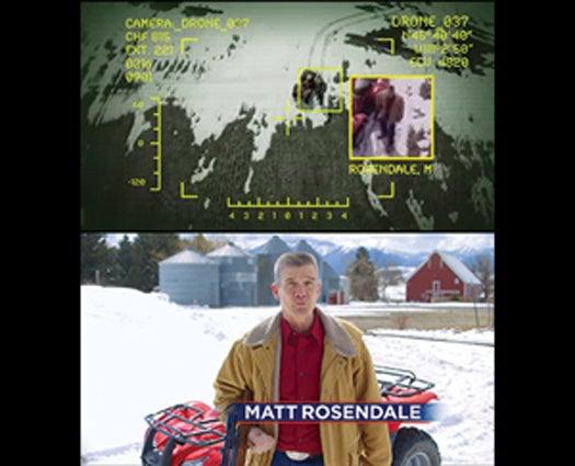 Matt Rosendale, bottom, is a Libertarian candidate running for congress.