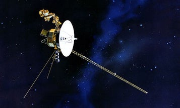 Voyager 1 Might Leave the Solar System Any Day Now, New Data Says