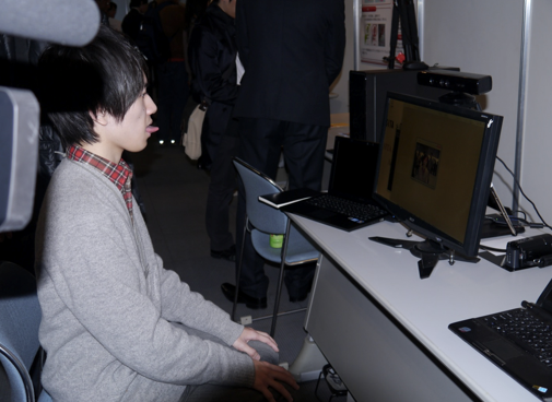 Video: Controlling Your Kinect  By Waggling Your Tongue