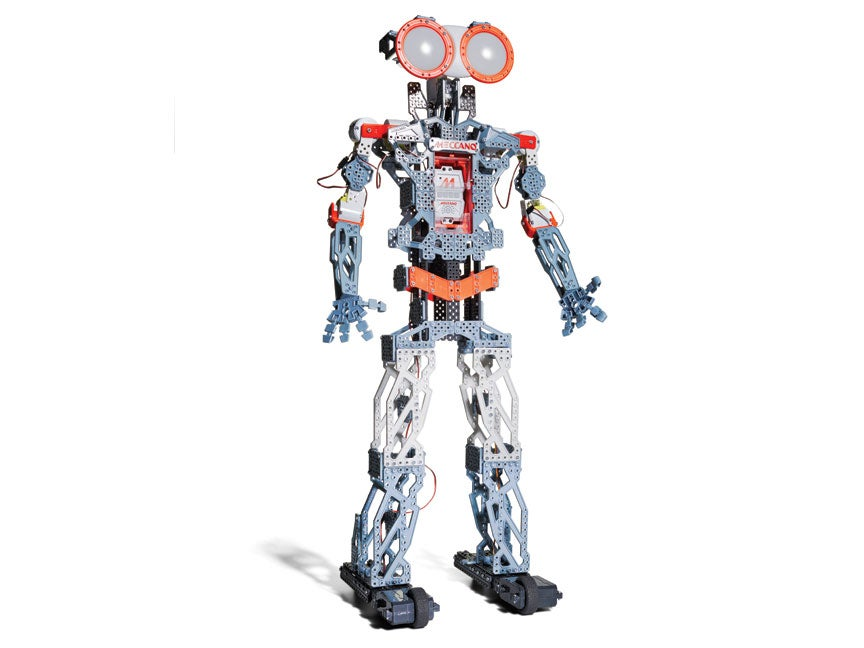 Meccano Meccanoid G15 KS: A DIY Robot You Can Talk To