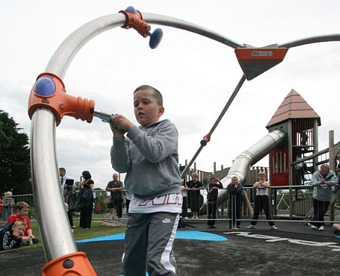The Future of Playgrounds
