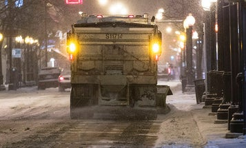 Road salt is actually pretty terrible for the planet