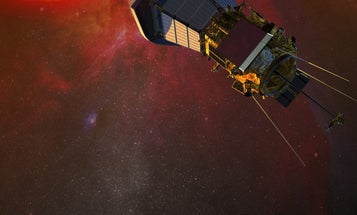 A car-sized spacecraft just blasted off toward the Sun