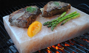 A Himalayan salt cooking block for 82 percent off? I'd buy it.