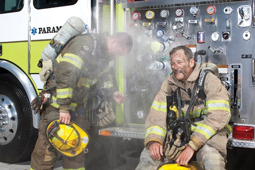 2012 Invention Awards: A Powerful, Affordable Mister to Save Overheated Firefighters