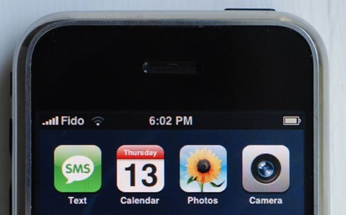 iPhone Users Flock to Mobile Web