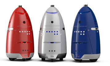 Crowdfund The Knightscope Security Robot Today
