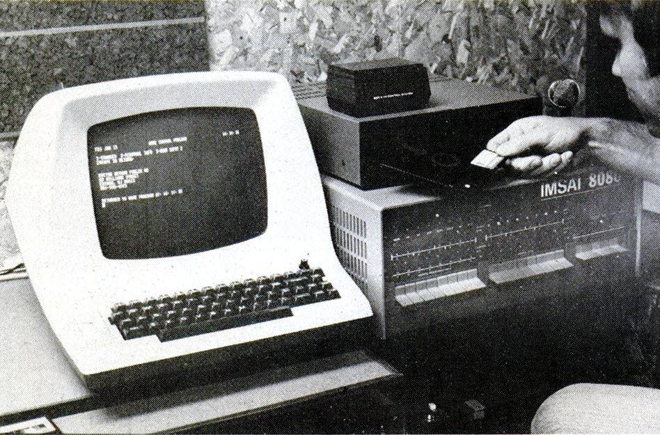 Breslin home computer system
