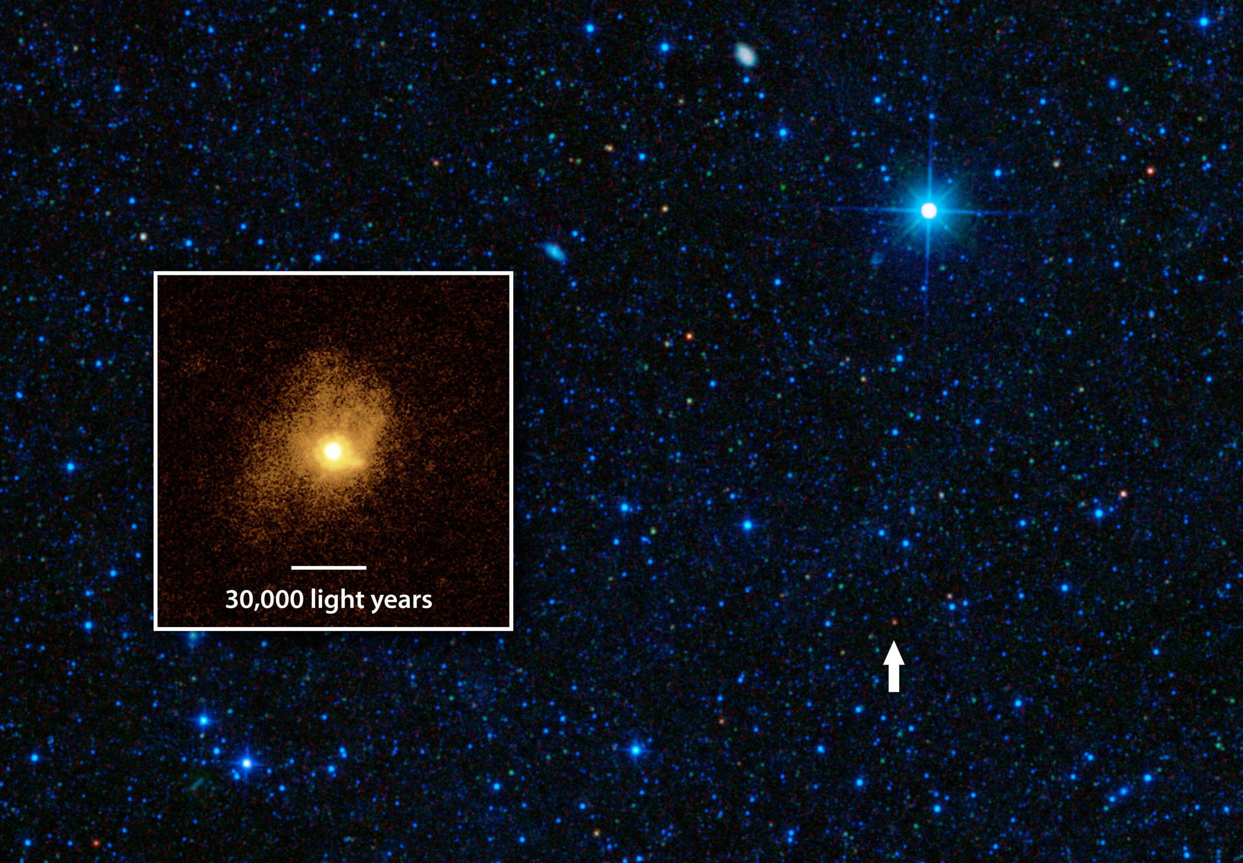 Conscientious Galaxy Uses All Its Fuel To Make New Stars, Leaving No Waste Behind