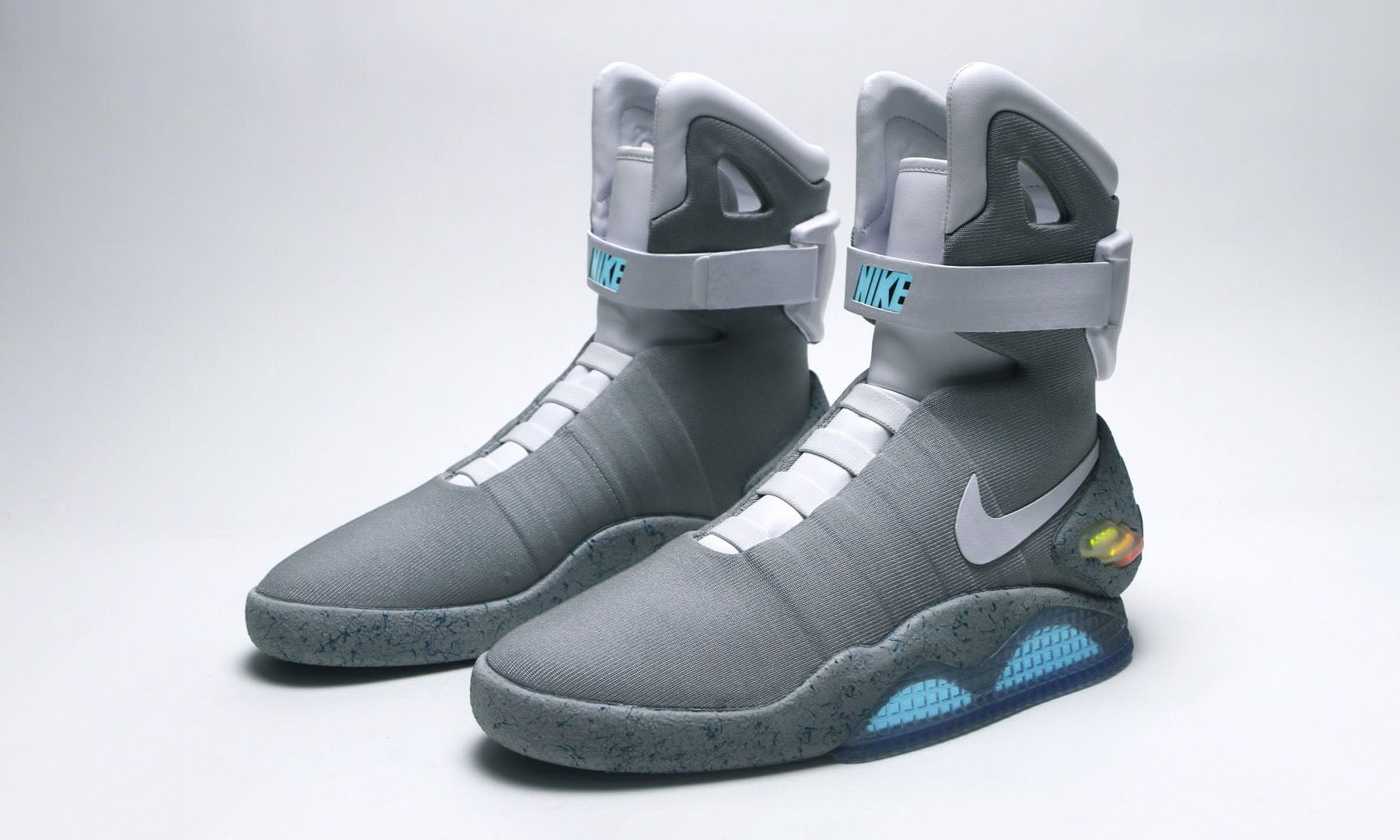 Nike's Self-Lacing Sneakers From 'Back To The Future II' Are Real