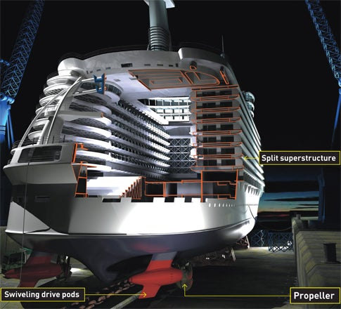 Extreme Engineering: A Floating City
