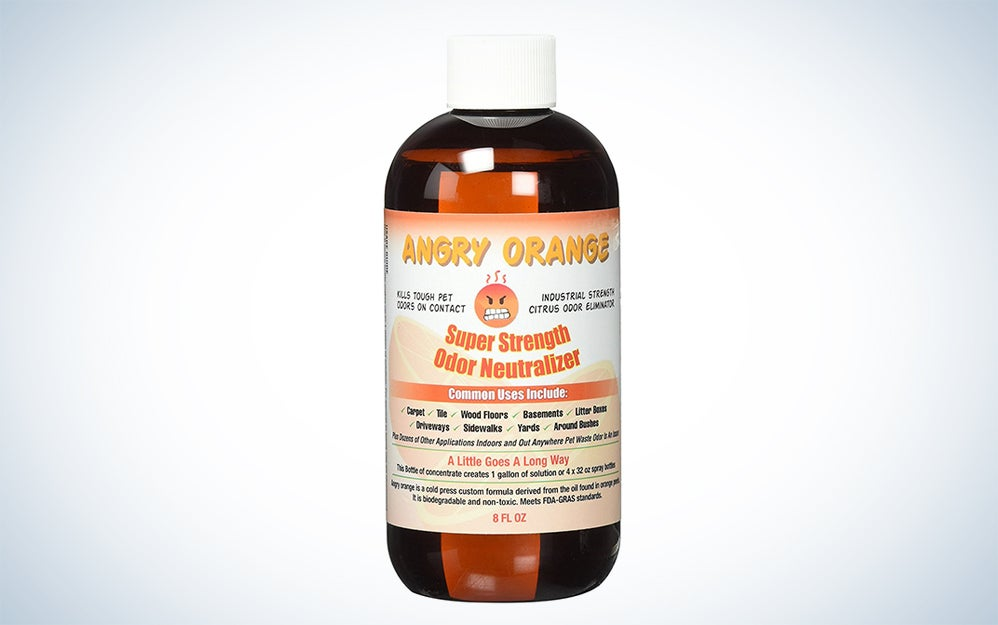 Angry Orange Odor Remover