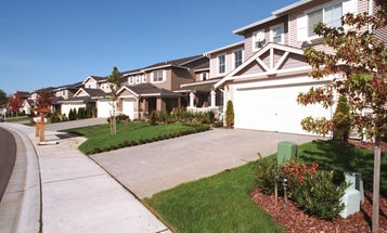 Suburbia's Carbon Footprint Is Four Times The Size Of Urban Residents', Study Finds