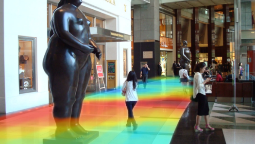 Video: Mapping Inside Buildings By Tracking Earth's Magnetic Field