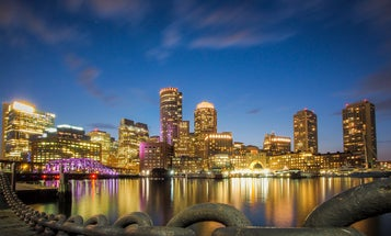 Facing Rising Sea Levels, Boston Ponders Canals