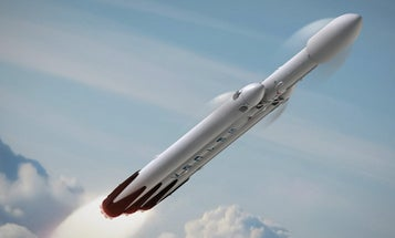 SpaceX Will Try To Land Three Rocket Boosters At Once