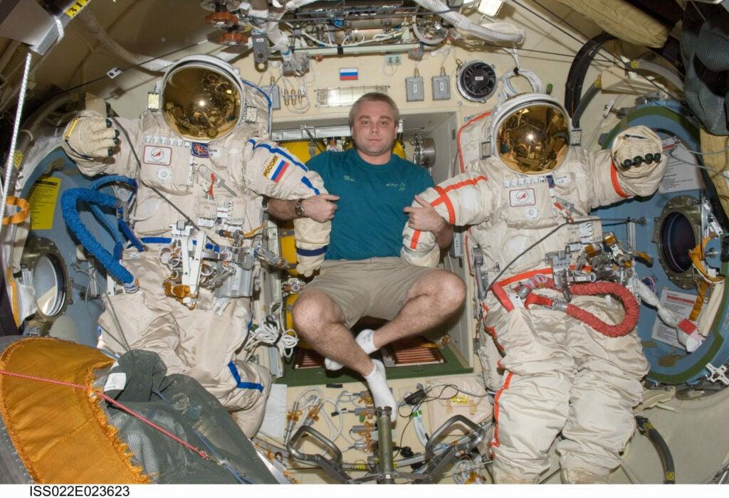 """""""Cosmonaut"""
